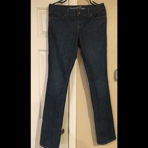 American Eagle women's size 8 Tall Mid Rise
